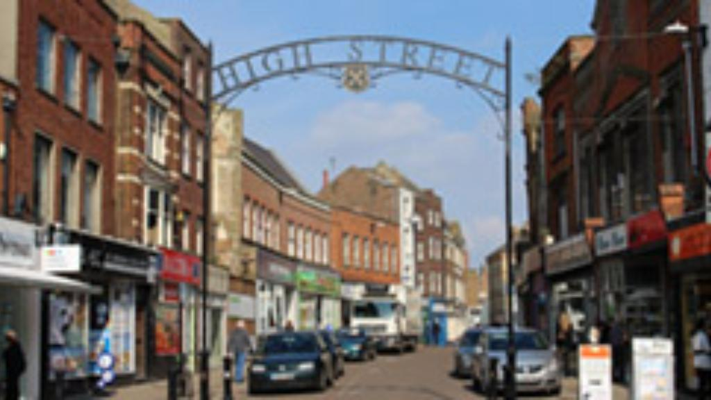 Wisbech High Street